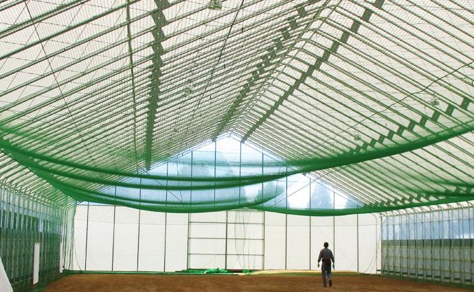 パイプハウス 野球練習場(北海道札幌市)