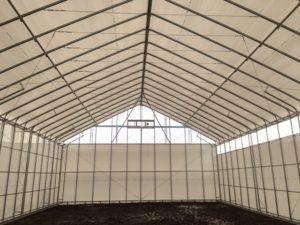 大型パイプハウス倉庫 農業用