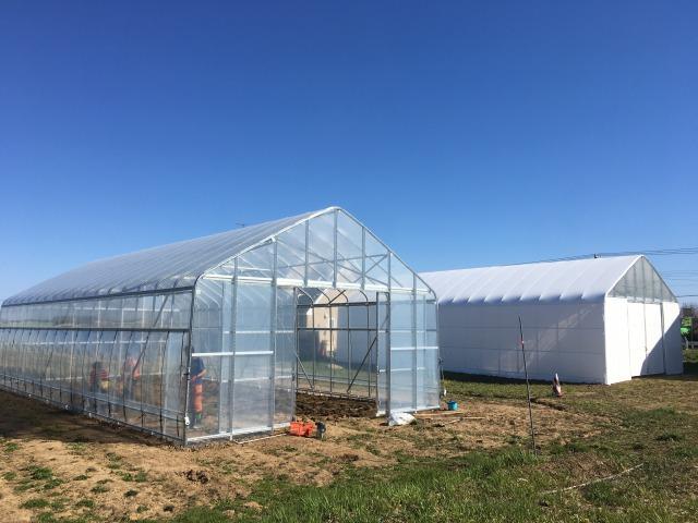 農業用ハウス 農業用倉庫